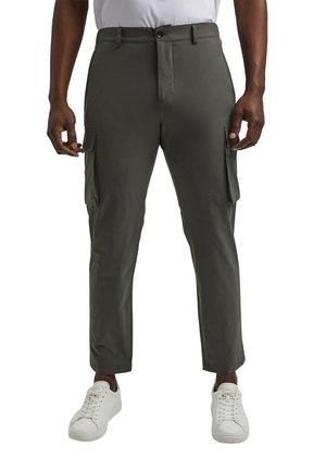 Pantalon cargo - dark khaki