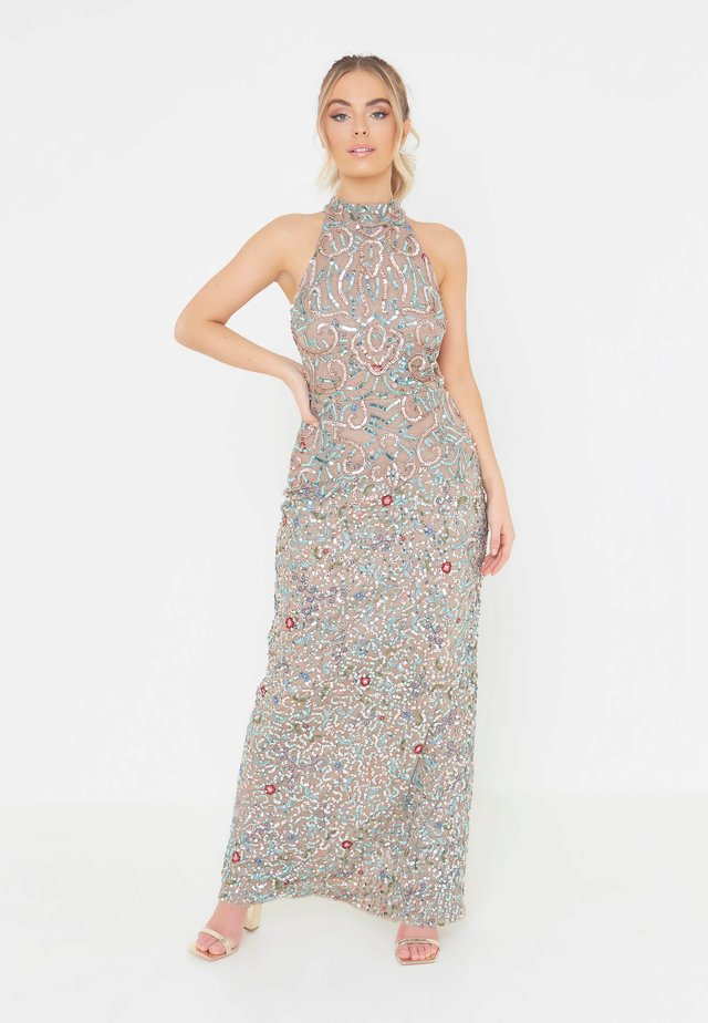 Suknia balowa - taupe