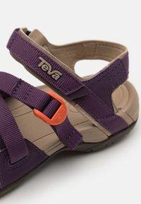 Teva - SPORT  - Outdoorsandalen - purple pennant - 5