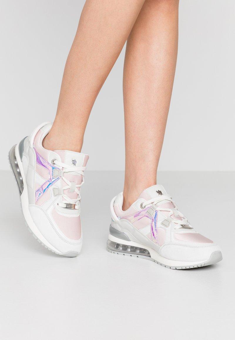 Mexx - ELANE - Sneakersy niskie - light grey