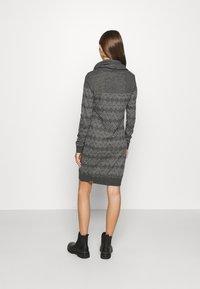 Ragwear - DRESS - Day dress - black - 2