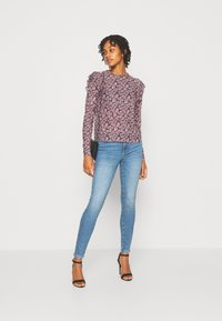 Pieces - PCGWENA - Long sleeved top - winsome orchid - 1