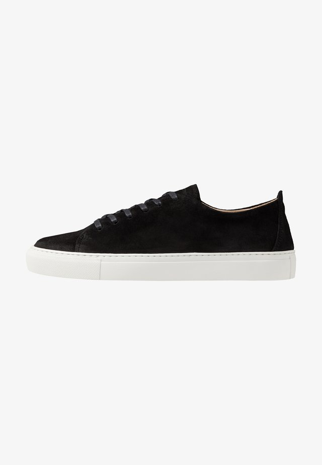 BIAAJAY LEATHER SNEAKER - Sneaker low - black