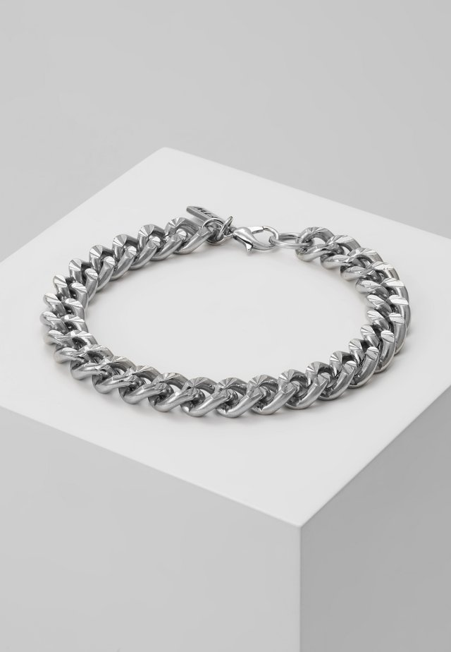 FEARLESS BRACELET - Armband - silver