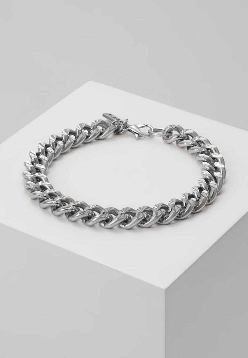Wild For The Weekend - FEARLESS BRACELET - Bracelet - silver