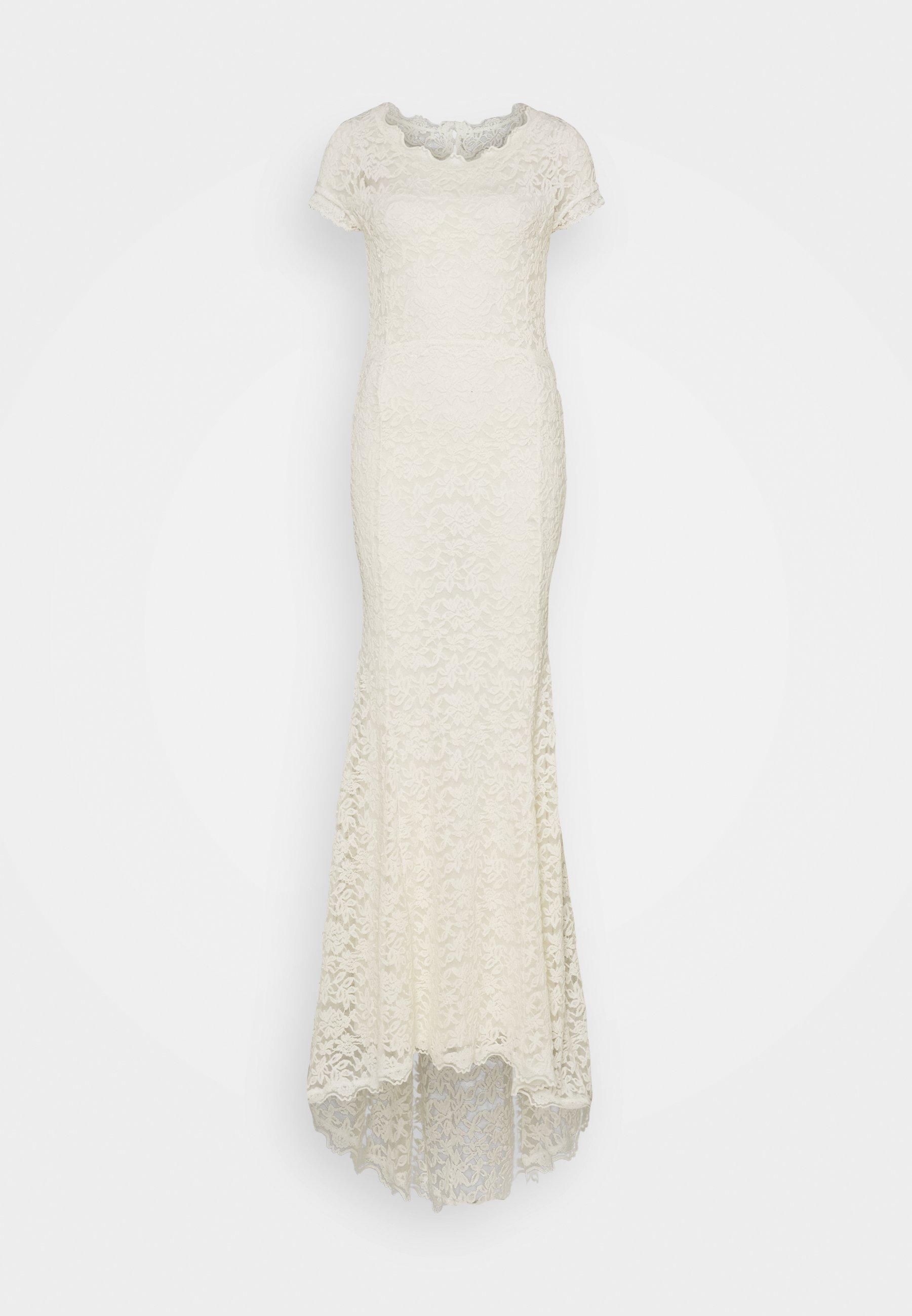 Damen LONG DRESS SHORT SLEEVE - Ballkleid