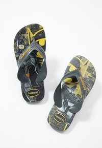 Havaianas - KIDS MAX HEROIS - Pool shoes - new graphite - 6