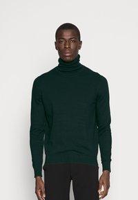Pier One - Sweter - dark green - 0