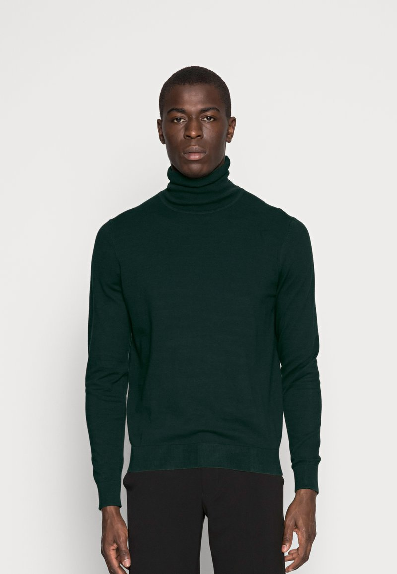Pier One - Sweter - dark green
