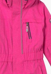 Killtec - OVERALL MINI - Snowsuit - neon pink - 2
