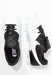 Nike Performance - PREMIER - Moulded stud football boots - white/black - 1