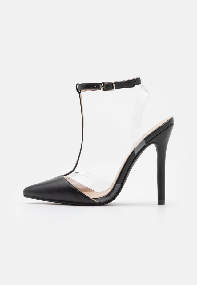 DIOON - Classic heels - clear