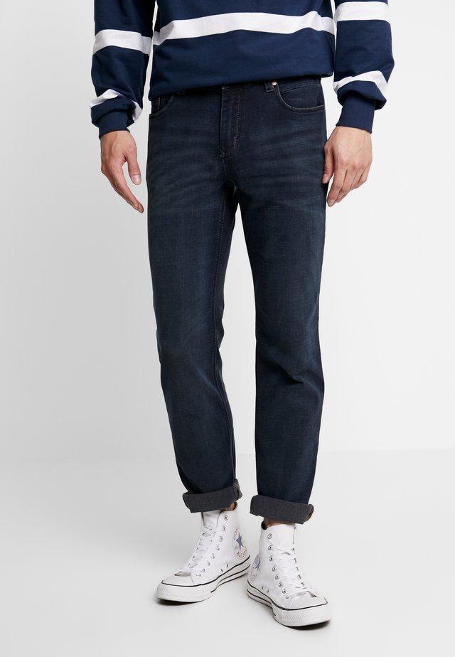 BEN MOTION COMFORT - Slim fit jeans - blue black