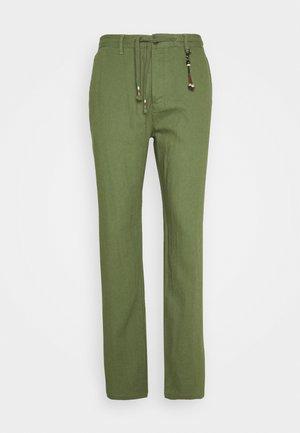 PANT BEACH - Kalhoty - dark khaki