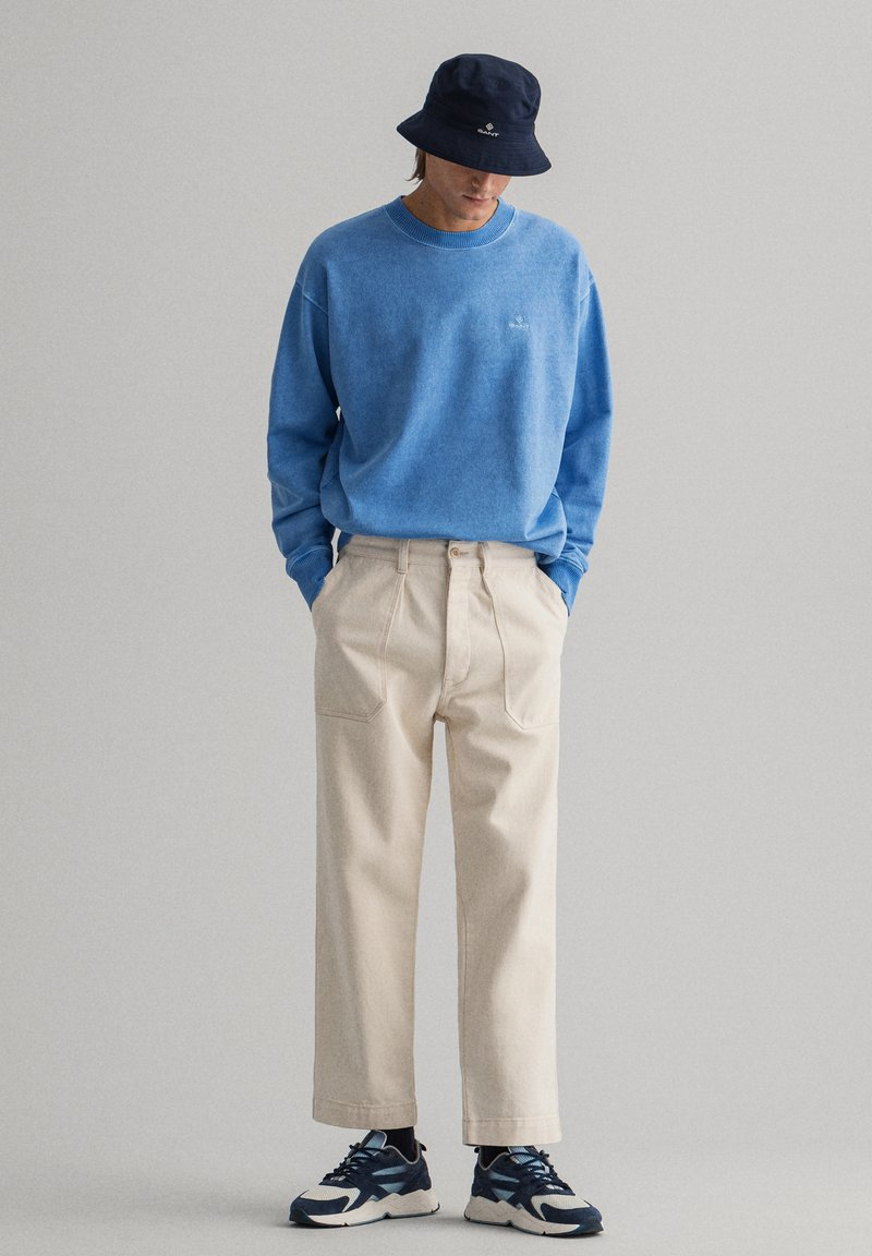 GANT - Sweatshirt - pacific blue