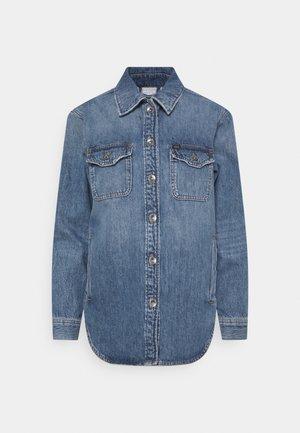 FENZ - Denim jacket - light blue
