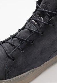 A.S.98 - SAGIT - Sneakers hoog - tempesta - 5