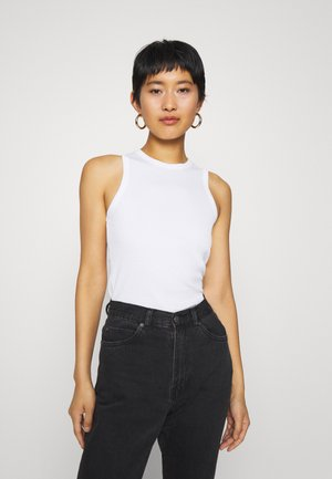 SLEEVELESS - Top - bright white