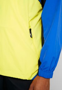 Nike Sportswear - RE-ISSUE - Windbreakers - dynamic yellow/game royal/black - 3