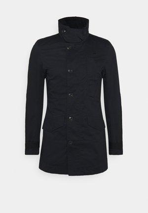SCUTAR UTILITY - Halflange jas - premium micro str twill - mazarine blue