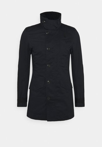 SCUTAR UTILITY - Cappotto corto - premium micro str twill - mazarine blue