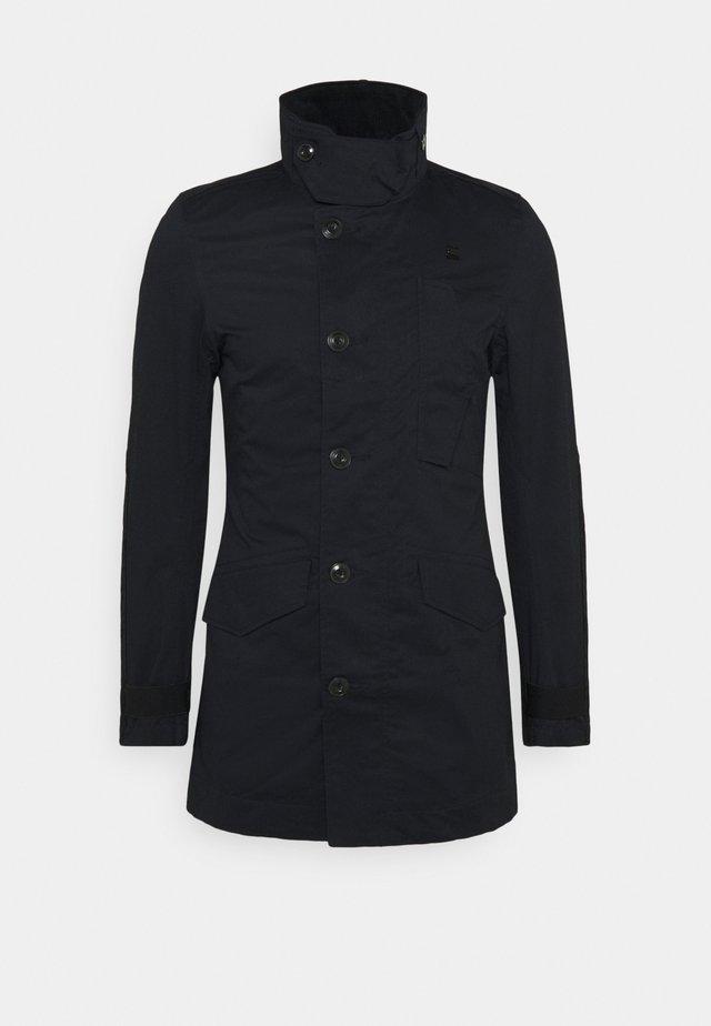SCUTAR UTILITY - Short coat - premium micro str twill - mazarine blue