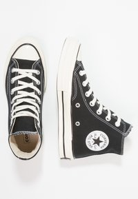 Converse - CHUCK TAYLOR ALL STAR 70 HI - Sneakers alte - black - 1