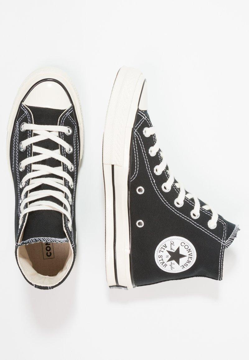 capelli Palloncino Starai meglio  Converse CHUCK TAYLOR ALL STAR 70 HI - Sneakers alte - black/nero -  Zalando.it