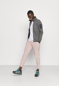 Campagnolo - Fleece jacket - nero/grey - 1