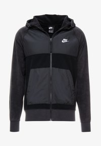 Nike Sportswear - HOODIE WINTER - Fleecejacke - black/off noir/white - 3