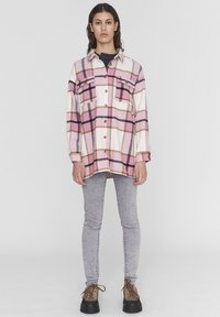 Noisy May - Button-down blouse - rose cloud - 0