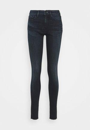 NEEDLE - Skinny džíny - blue