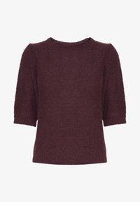 ICHI - IHOLTA  - Print T-shirt - crushed violets - 4