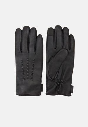 GARVIN UNISEX - Gloves - black