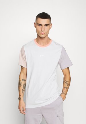 TEE - Print T-shirt - vast grey