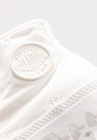 Palladium - PAMPA  - Botki sznurowane - star white - 2