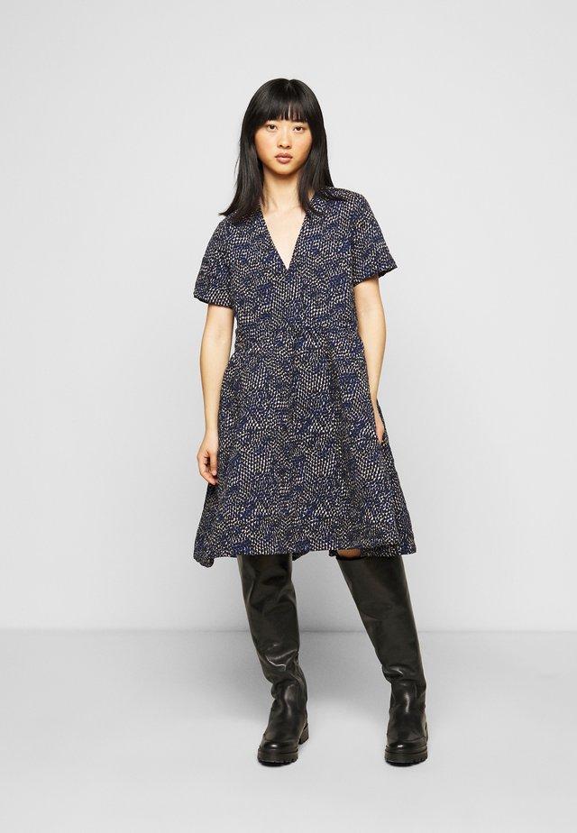 YASVICCI DRESS - Day dress - twilight blue