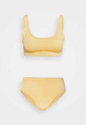 Bikini - yellow solid