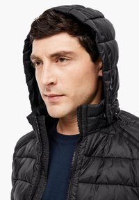 s.Oliver - LANGARM - Light jacket - black - 5