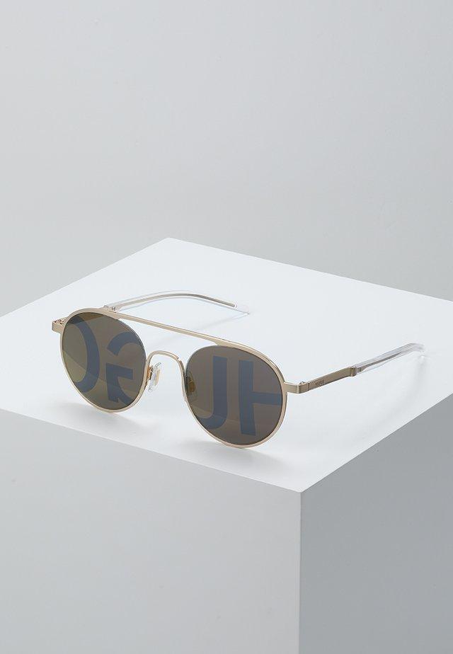 Solglasögon - gold-coloured