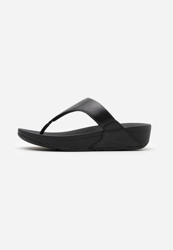 LULU - T-bar sandals - black