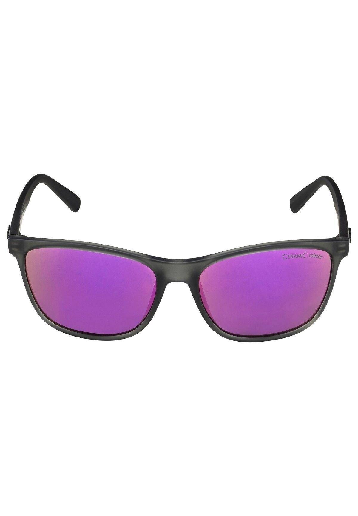 Herren JAIDA - Sonnenbrille - grey transparent matt
