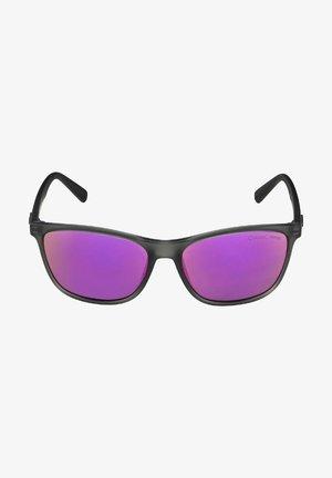 JAIDA - Sunglasses - grey transparent matt