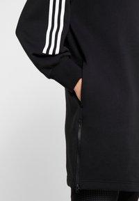 adidas Performance - TUNIC - Sweater - black - 4