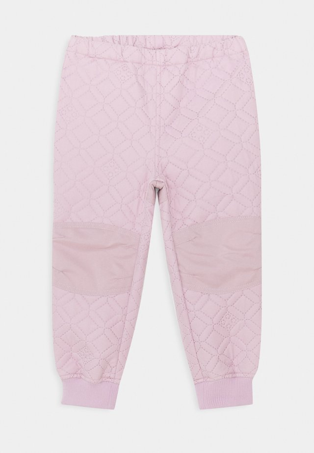 PELMO PANT THERMO - Outdoorbroeken - rose