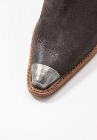 Bronx - NEW KOLE - High heeled boots - asphalt - 2