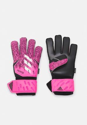 UNISEX - Brankářské rukavice - shock pink/core purple/black/white