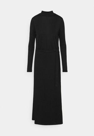 JUNARI - Maxi dress - schwarz