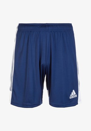 TASTIGO - Sports shorts - dark blue/white