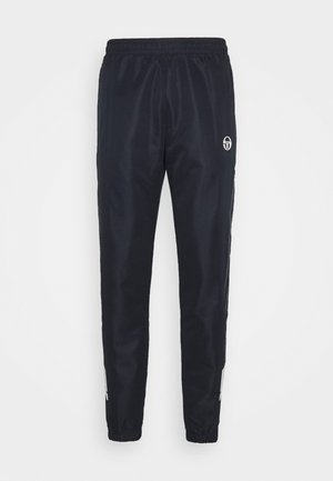 ANDRES PANT - Tracksuit bottoms - night sky/blanc de blanc